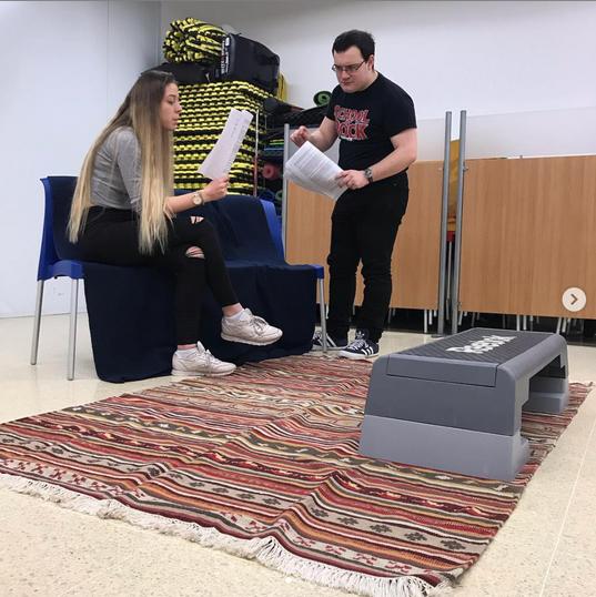 Rehearsal Room Tesco