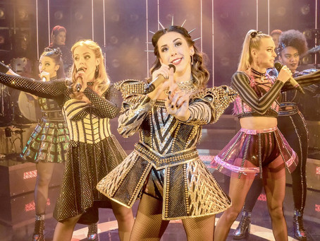 Six: The Musical review