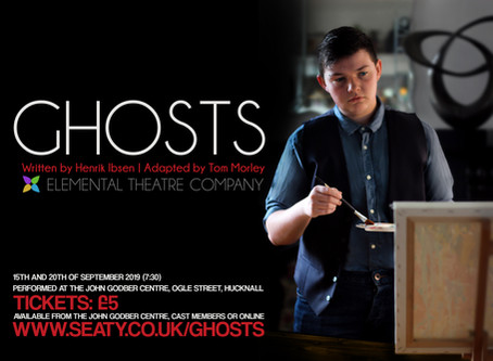 Characterising Henrik Ibsen's 'Ghosts'