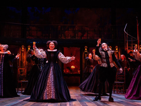 Review: The Taming Of The Shrew Performed By Royal Shakespeare Company