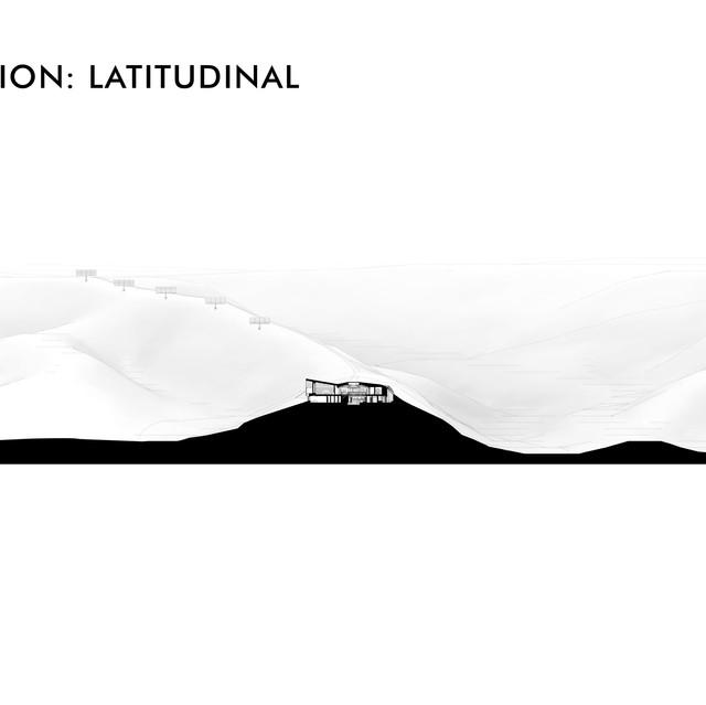 Site Section - Latitudinal