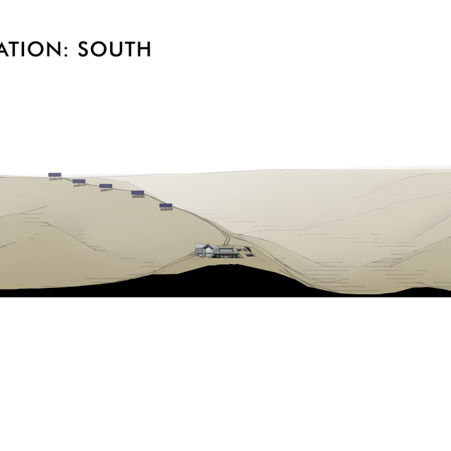 Site Elevation - South