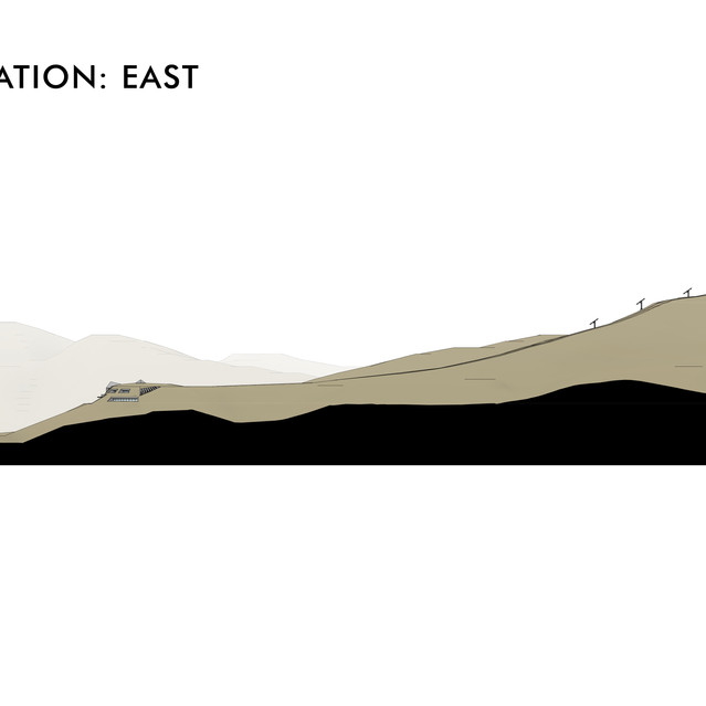 Site Elevation - East