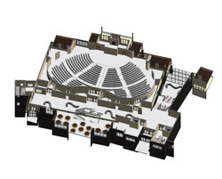RCCD - Central_MKugler - 3D View - Main Floor 3D