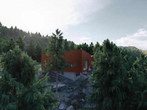 Crozon Mountain Retreat