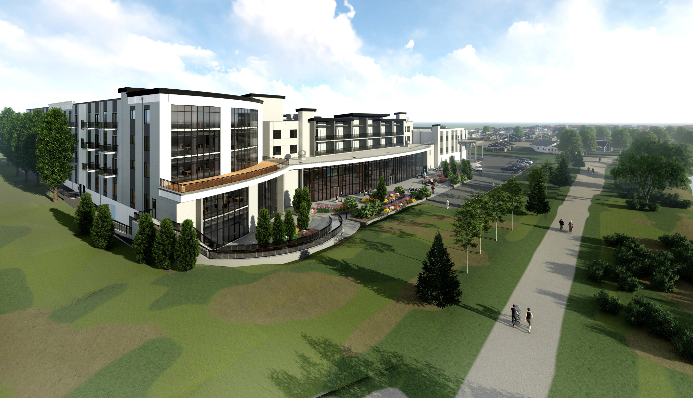 Render Showing Phase Two