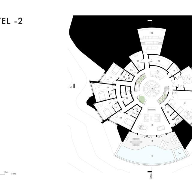 Plan - Level -2