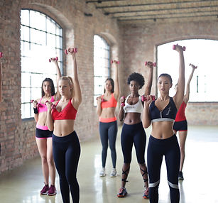 Cert. III in Fitness