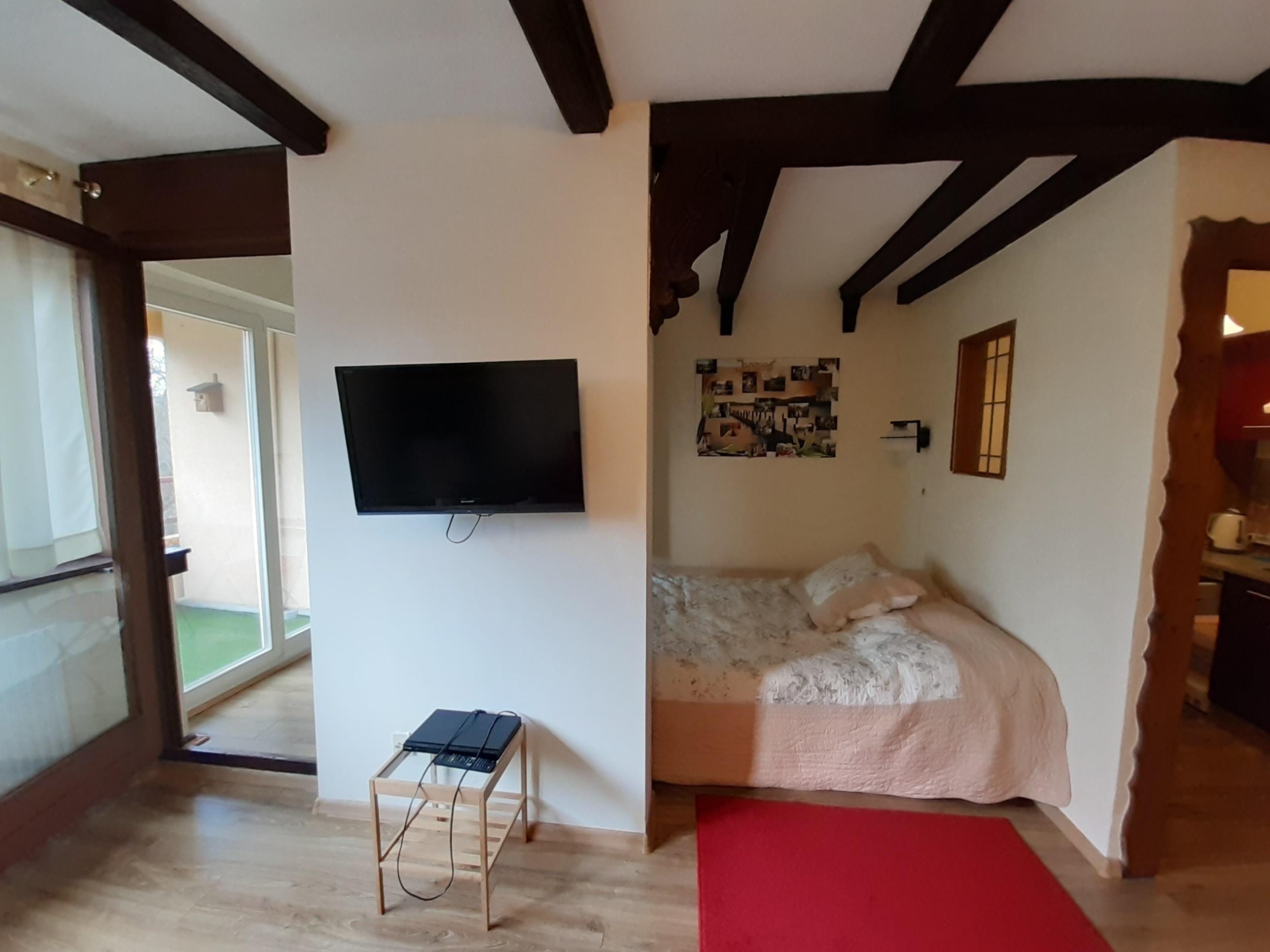 Wohnzimmer Wohnung kaufen Spandau (6)