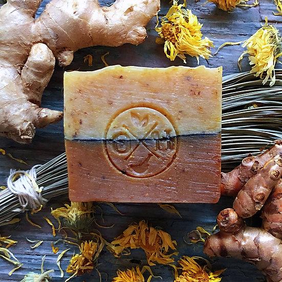 Lemongrass Ginger Soap