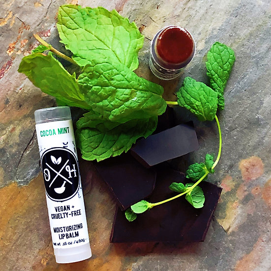 Cacao Mint Lip Balm