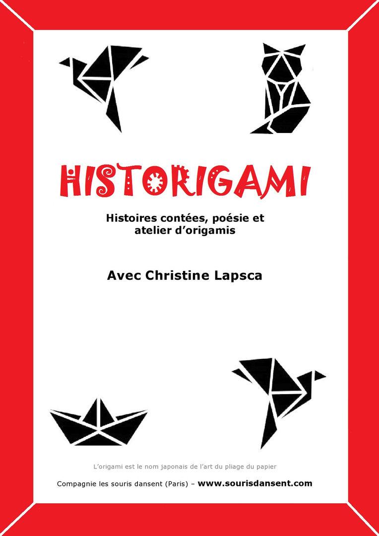Historigami