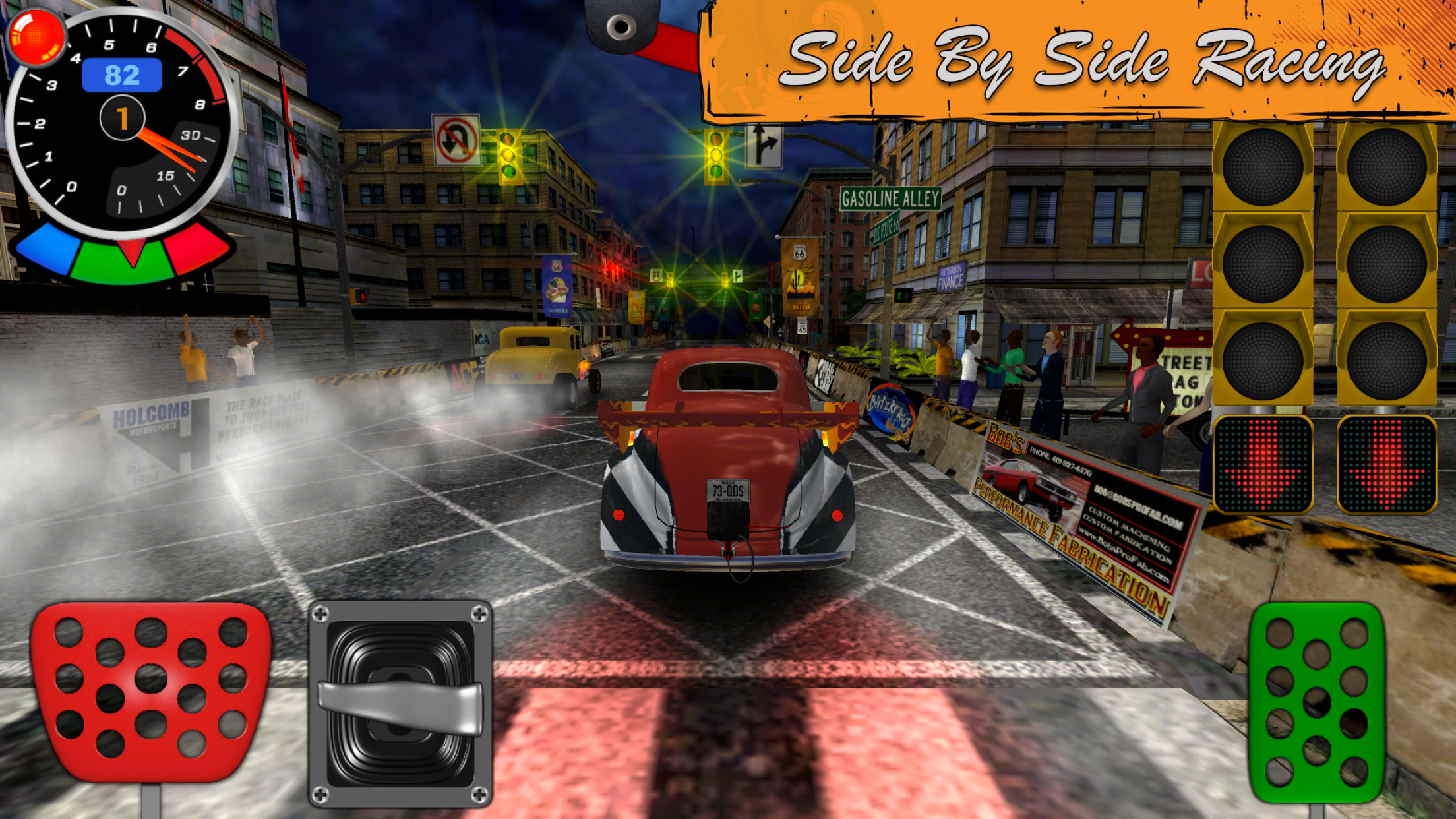 Door Slammers Street Racing