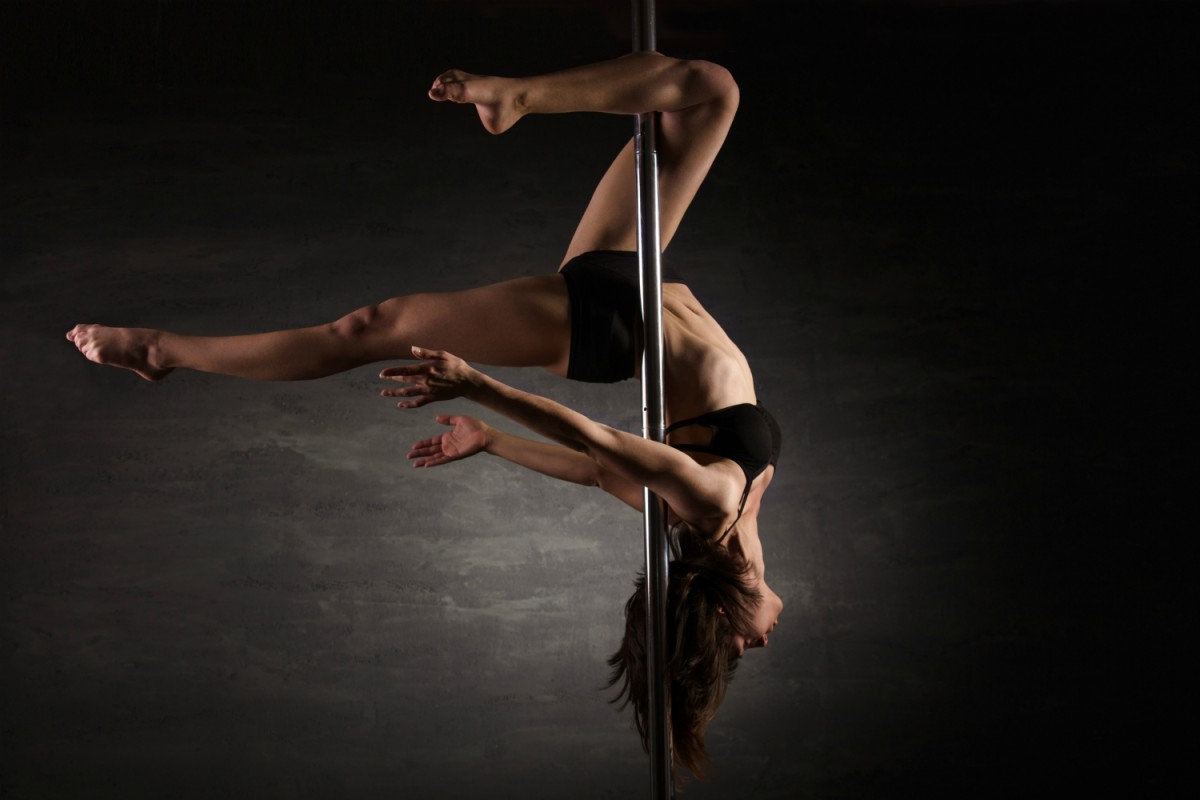 POLE FITNESS/DANCE - LEVEL 2 at 8:10PM