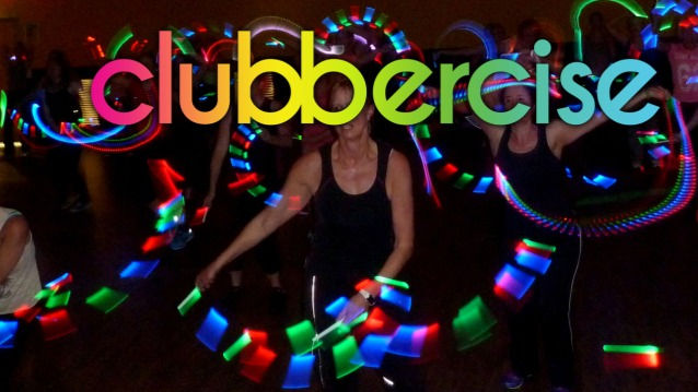 CLUBBERCISE FITNESS CLASS (Weds)