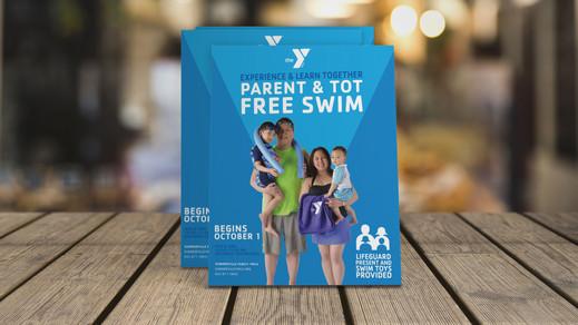 YMCA Promo Flyer