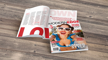 Modern Edge Magazine