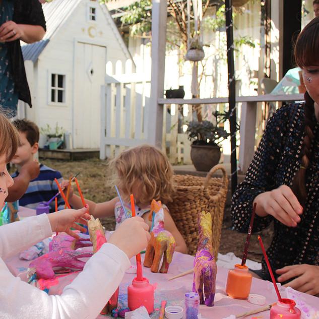Children's Magical Unicorn Party