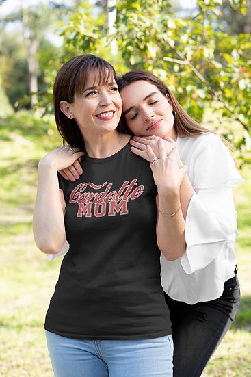 Short-Sleeve Cardette Mom T-Shirt