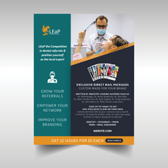 Logo and Direct Mail Design