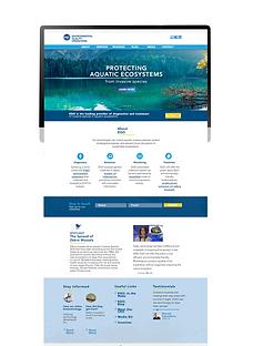 Environmental Quality Operations, EQO, Push Creative Designs, Full Service Web Design