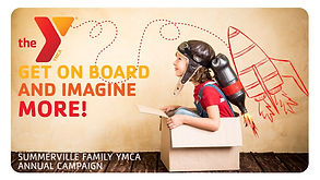 Summerville Family YMCA Annual Campaign Design Imagine More Push Creative Designs
