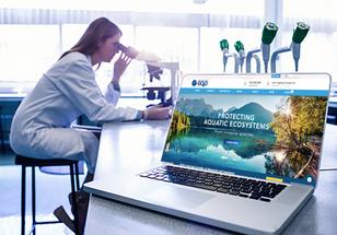 EQO Website Design