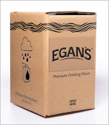 Custom Box of Rain: With your Brand's Sticker
