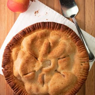 Apple Pie Food Photograhy