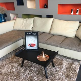 Comfy Sofa Design- La Jolla, CA