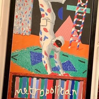 Vintage Poster Art - Color Pop
