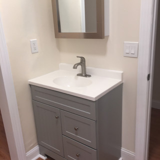Ancillary Bedroom Sink