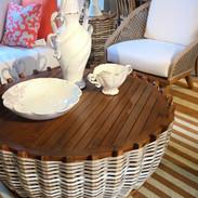 Beach table top