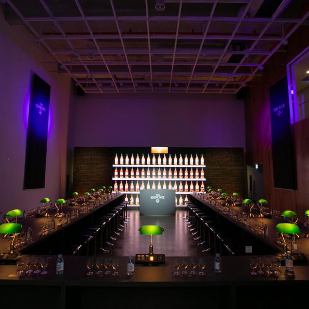 The Bar by the Glenlivet