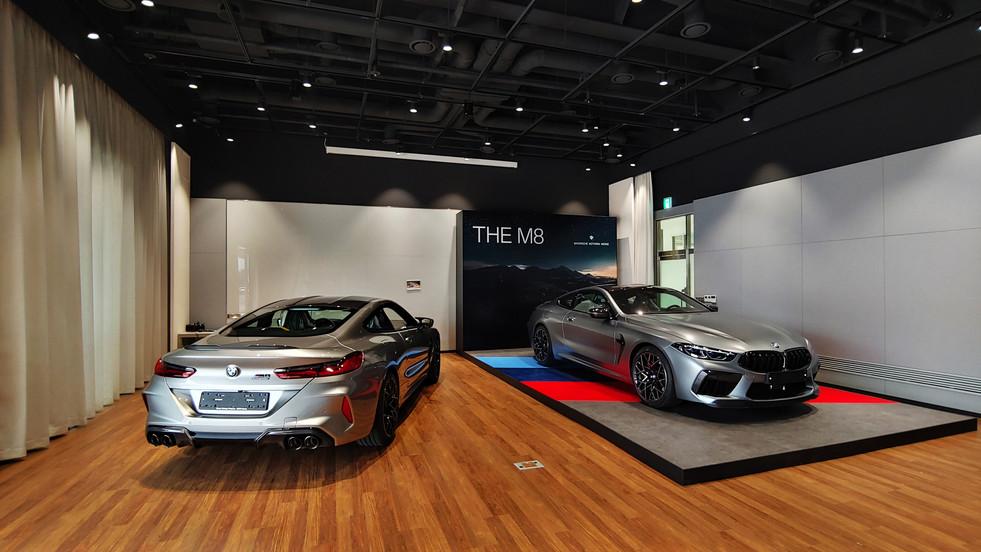 BMW PLT 행사_BMW 8, M8