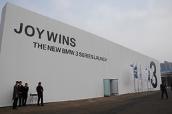 BMW 3 Series Launch