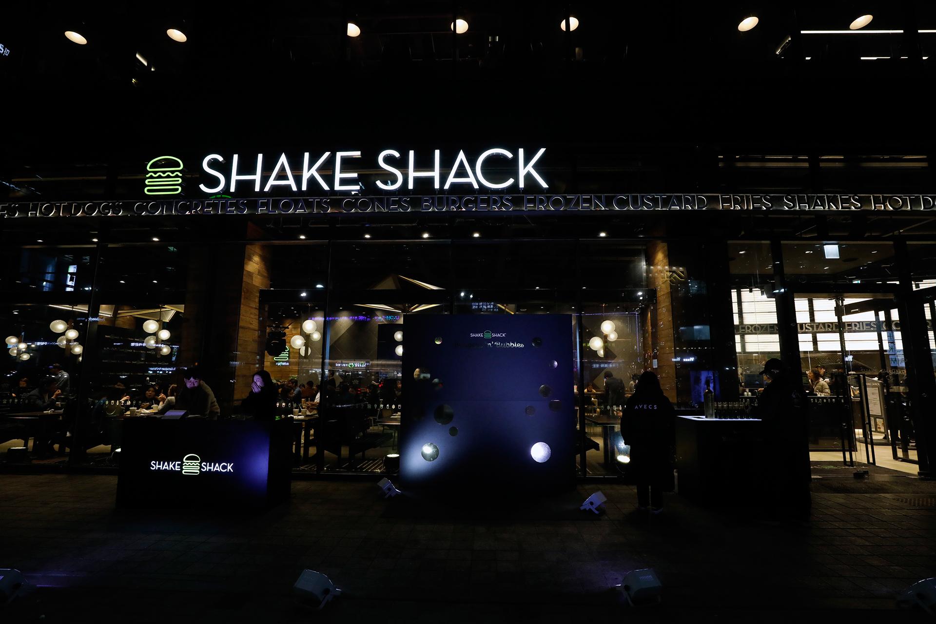 SHAKESHACK Burgers
