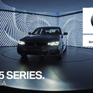 BMW 5 Series Launch