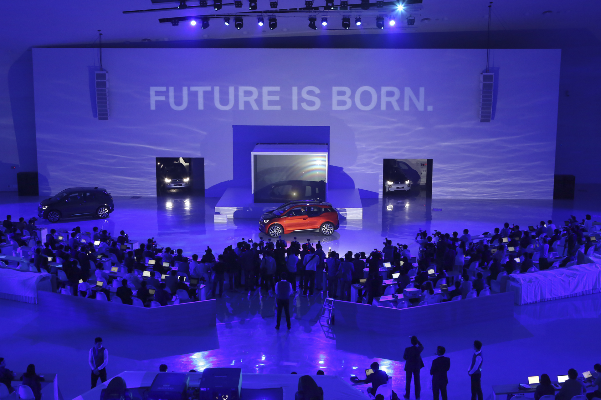 BMW i3 National Launch