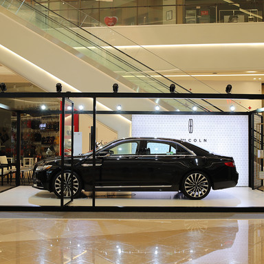 Lincoln Continental Exhibition