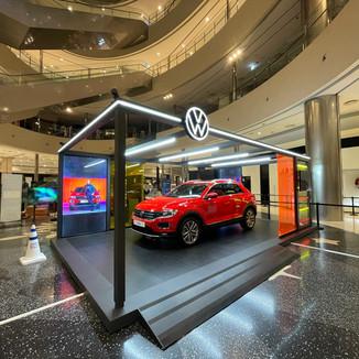 Volkswagen T_ROC launching