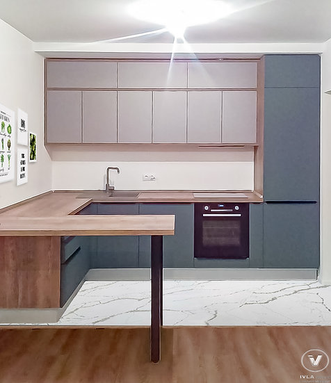 Кухня Лофт 2