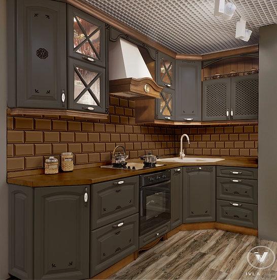 Кухня Кантри