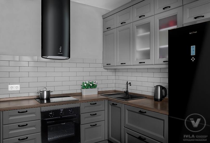 Кухня (рамка 12)