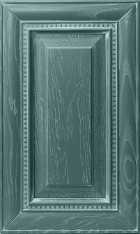 Ясень, Эрмитаж №3, ral5014 +патина белая