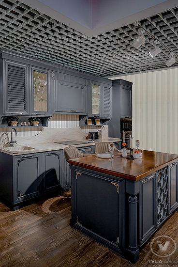 Кухня Эрмитаж (рамка 1)
