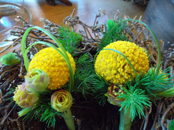 billy ball boutonnieres
