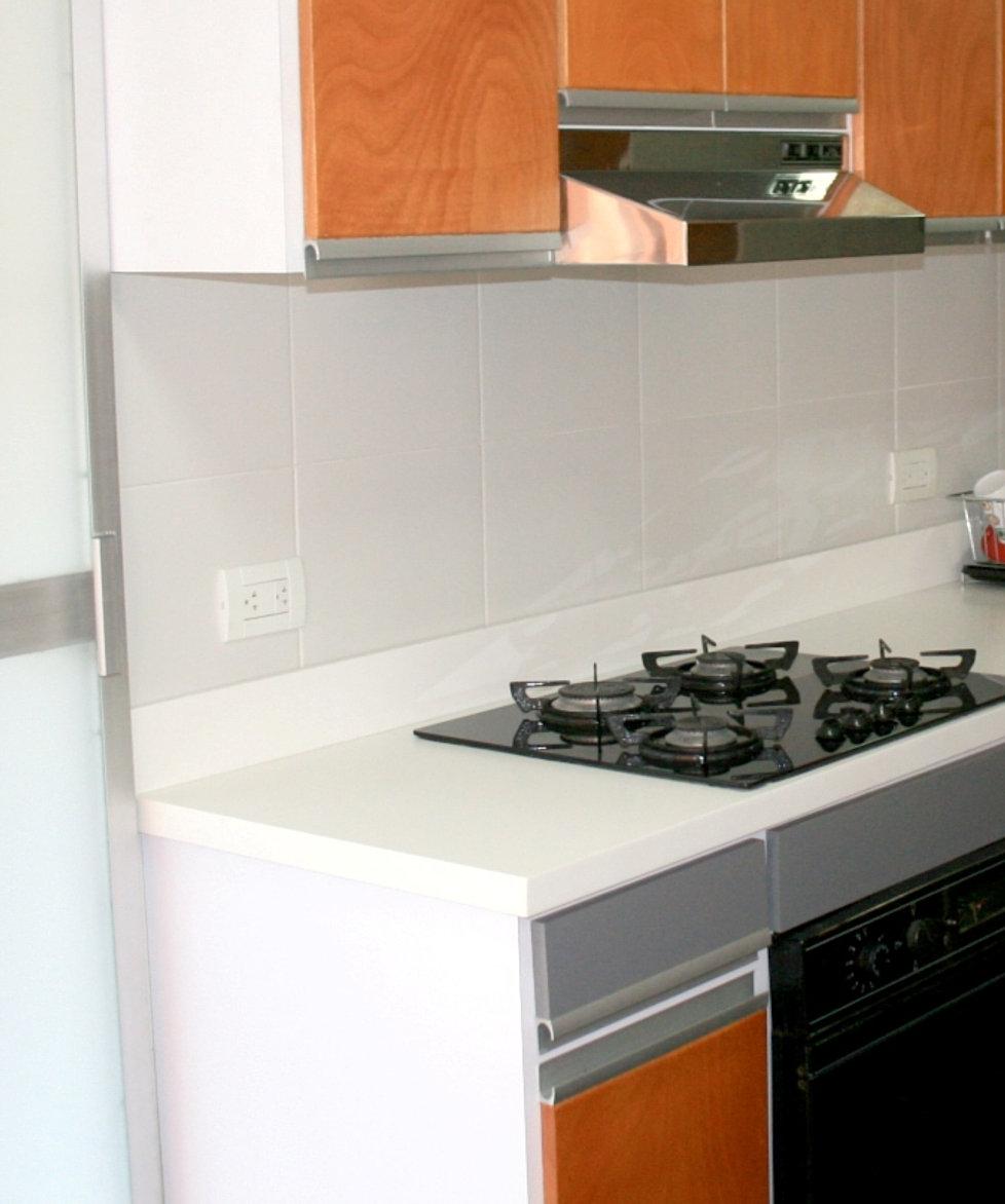 Remodelaci n cocina y estudio for Gimnasio quirinal