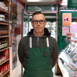 Dennis, O'Farrells Traditional Family Butchers