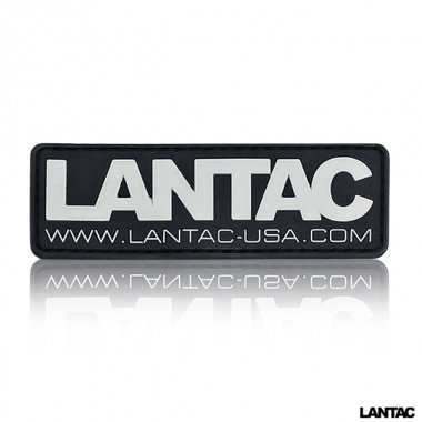 Lantac Logo Patch